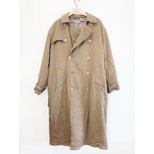 Giorgio Armani Men's Overcoat Size 40